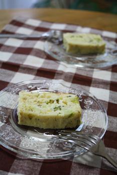 豆腐のケークサレ