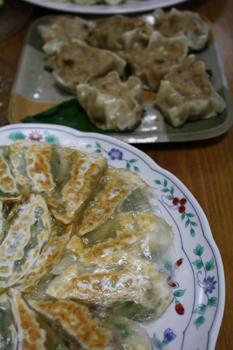餃子&豆腐シュウマイ
