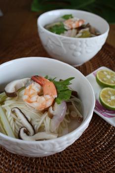 アジアンそー麺