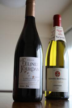ランドック地方のワイン