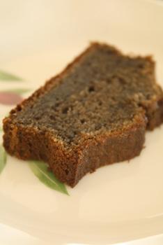 黒ごまケーキ