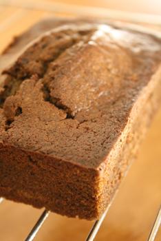 黒ごまパウンドケーキ