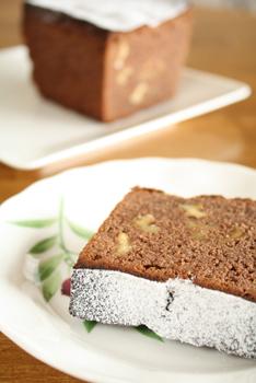 謎のチョコレートケーキ