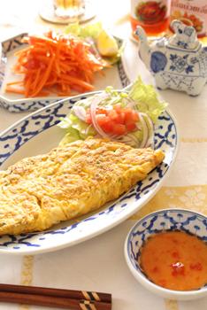 タイの卵料理カイチャオ