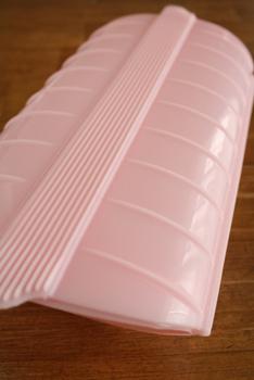 ピンクのルクエ