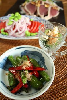 和食の晩ご飯