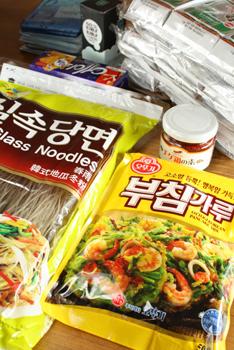 韓国食材など