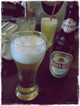 ハノイビール