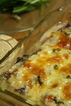 イワシのチーズ焼き