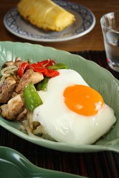 アジアン風昼ご飯