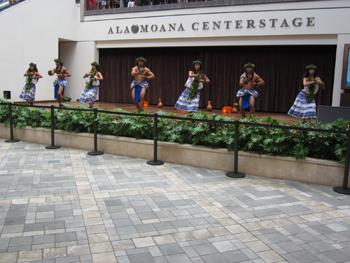 アラモアナフラショー