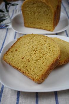 カボチャのパン