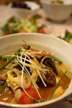 韓国風スープ