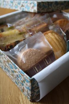 焼き菓子〜