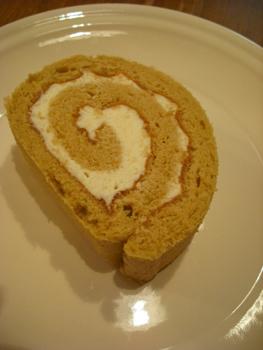 ルタオのロールケーキ