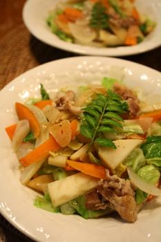 野菜炒めの画像 p1_14