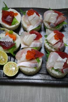 ちらし寿司全体